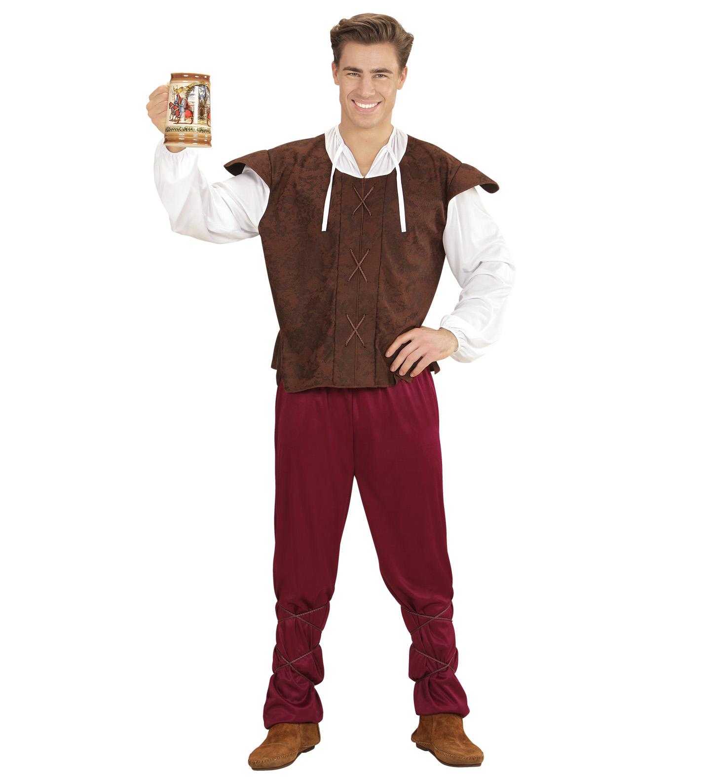 Karnevalový kostým hospodský vel.M 6010ba6972